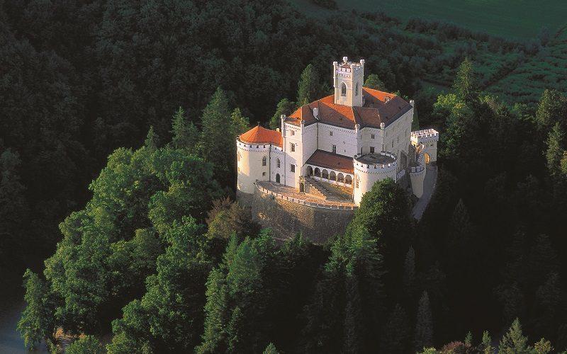 Dvorac Trakošćan na šestom mjestu liste 50 najljepših dvoraca svijeta -  Turistička zajednica Trakošćan - Općina Bednja